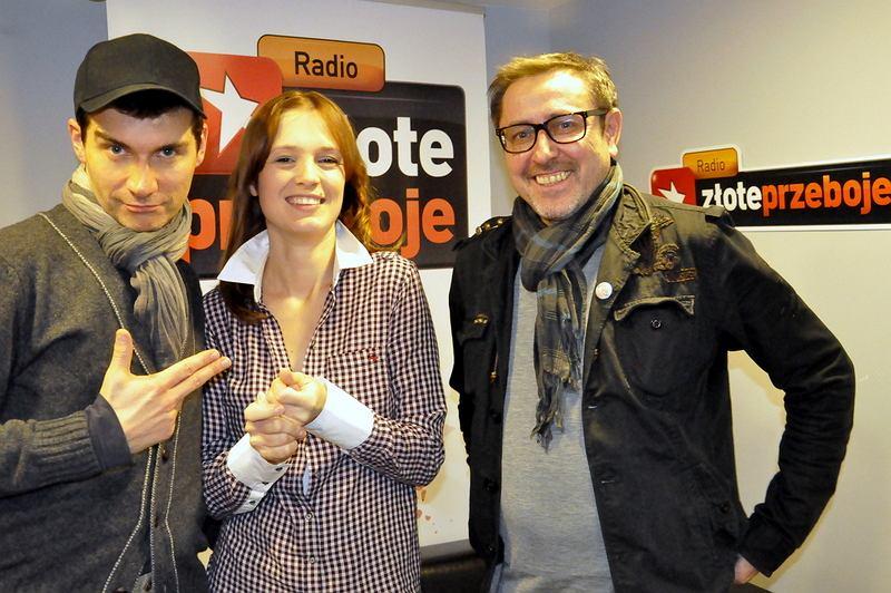 Tomasz Kammel, Paulina Chylewska, Andrzej Sołtysik