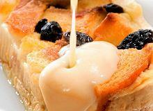 Pudding z babki drożdżowej - ugotuj