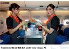 Tajlandia - pierwszy lot z transseksualnymi stewardessami