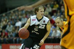 TBL: Mantas Cesnauskis, była gwiazda Czarnych, wraca do Słupska