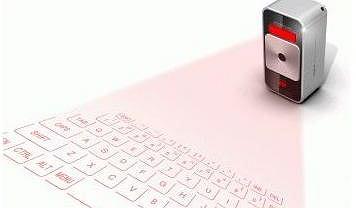 Magic Cube - laserowa klawiatura