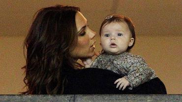Po Brooklynie, Romeo i Cruzie w rodzinie Beckhamów przyszedł czas na Harper Seven.