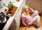 Ciążoreksja: głodząc się w ciąży