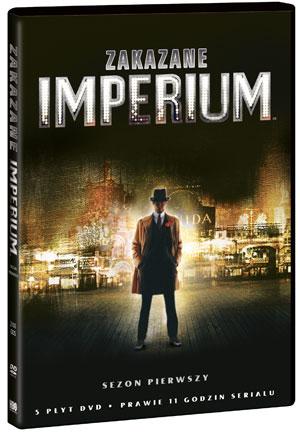 film, seriale, Zakazane imperium