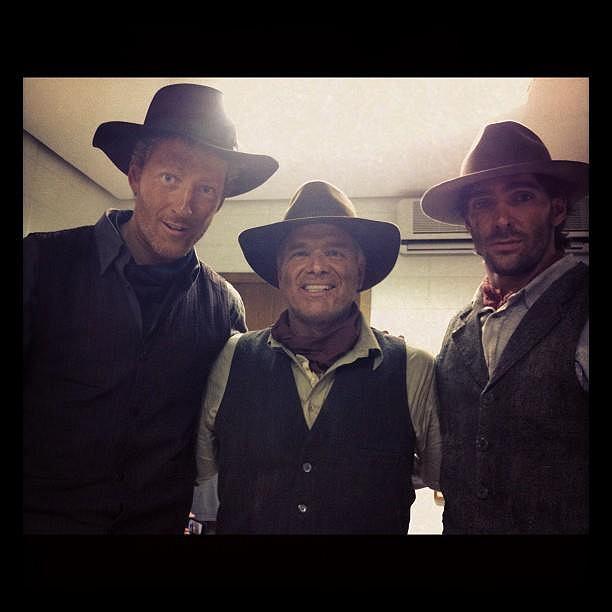 Gustavo, Bruno Rezende i Giba