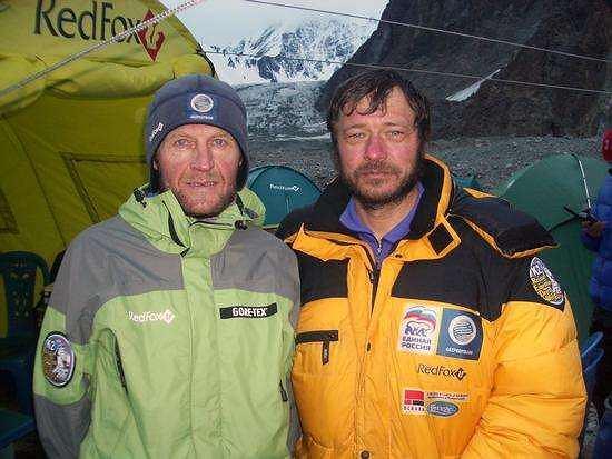 Rosjanie przygotowują drogę na K2