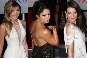 Miley Cyrus, Vanessa Hudgens, Lea Michele.