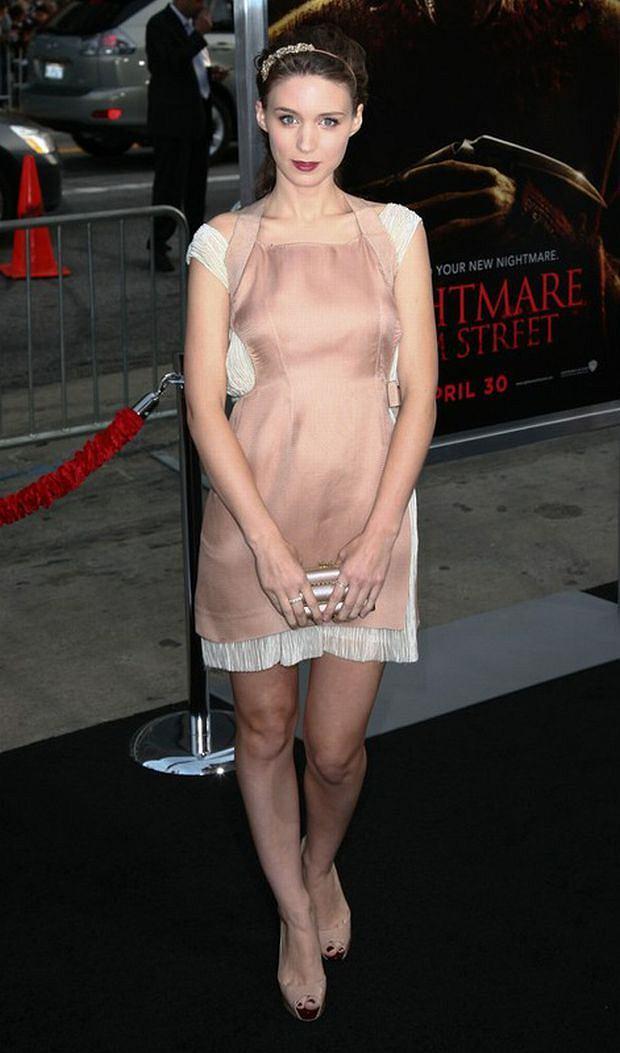Rooney Mara, dziewczyna z tatuażem