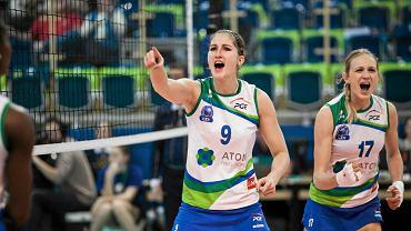 Corina Ssuschke-Voigt była bohaterką meczu z Budowlanymi