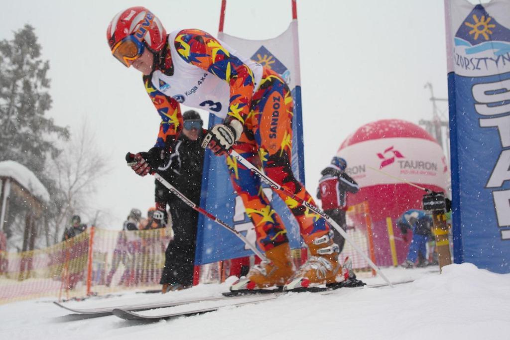 Drugie eliminacje Mistrzostw Polski Amatorów PZN w narciarstwie alpejskim