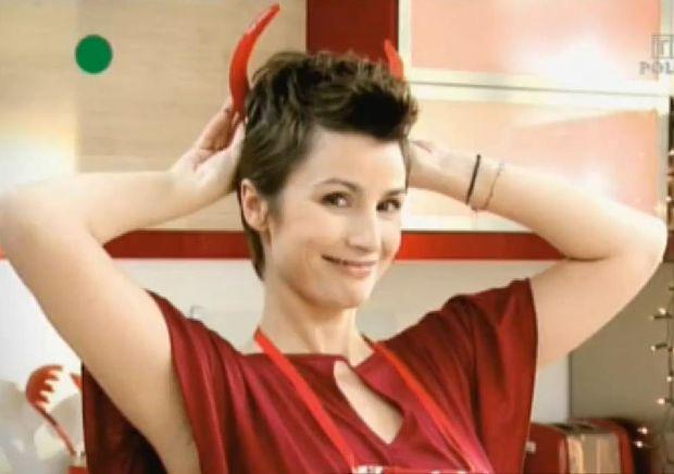 Joanna Brodzik, Brodzik od kuchni