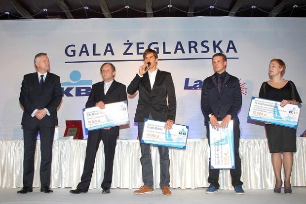 Żeglarze Kredyt Bank Polish Sailing Team nagrodzeni