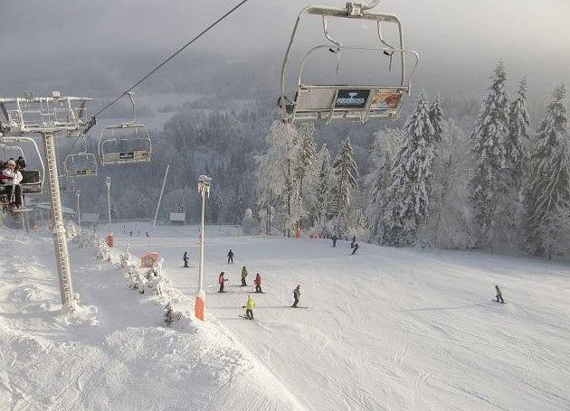 Narty Wisła. Stacja narciarska Soszów