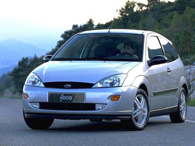 13) Ford Focus htb 1.6 100 KM (487 sztuk), rok: 1999