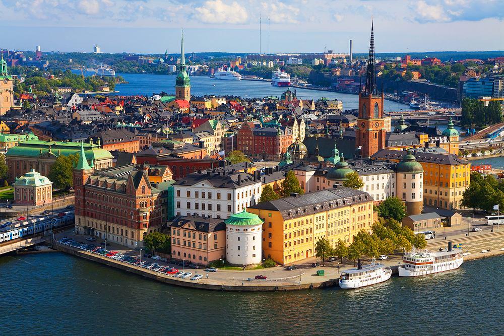 W rankingu Brookings Institution Sztokholm (na zdjęciu) znalazł się na ósmym miejscu