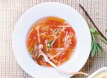 Zupa czosnkowa - ugotuj