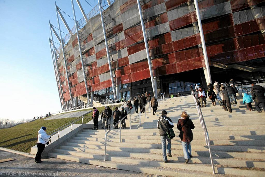 Dziś otwarcie Stadionu Narodowego pod hasłem
