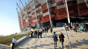"""Dziś otwarcie Stadionu Narodowego pod hasłem """"Oto jestem"""". Powstał na warszawskiej Pradze w miejscu Stadionu Dziesięciolecia"""