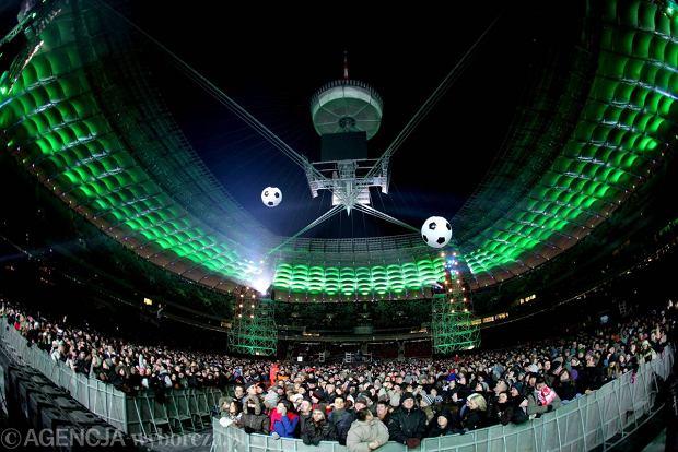 Zdjęcie numer 2 w galerii - Inauguracja Stadionu Narodowego [GALERIA]