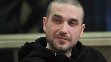 """Marcin Dorociński na pokazie filmu """"Róża"""" w Gazeta Cafe"""