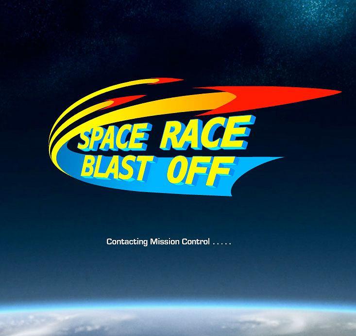 Space Race Blastoff