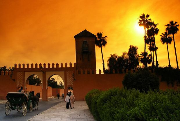 Maroko - Marrakesz