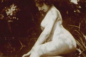 Erotyka na zdjęciach sprzed 100 lat.