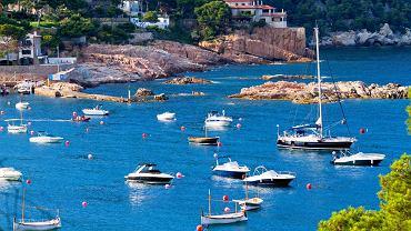 Costa Brava, Hiszpania pogoda/ Shutterstock