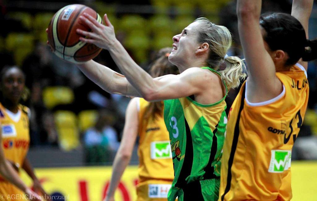Koszykarki Centrum Wzgórze są w półfinale Pucharu Polski
