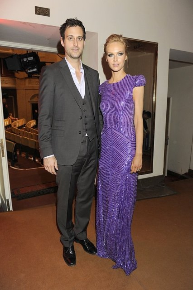 Magda Mielcarz i Adrian Ashkenazy