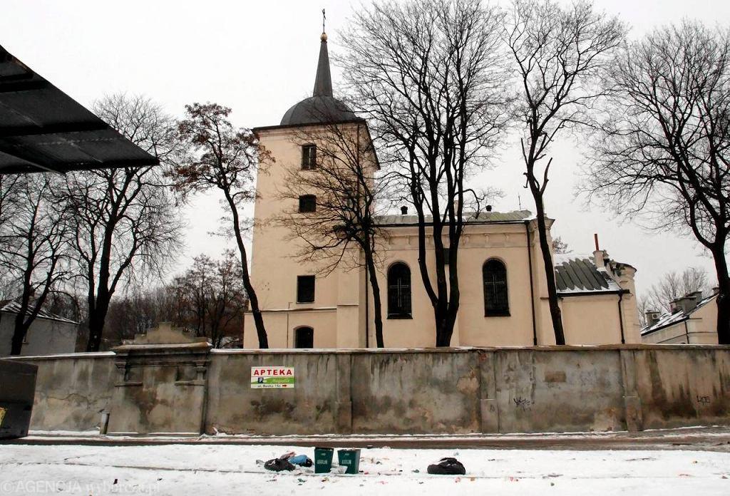 Cerkiew prawosławna w Lublinie