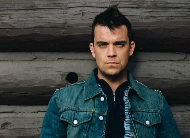 Robbie Williams fot. EMI Music Poland