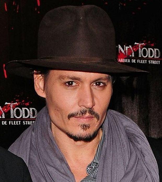 Johnny Depp, gwiazdy bez wykształcenia, wykształcenie gwiazd