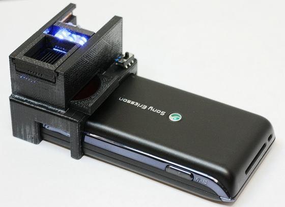 Urządzenie dołączane do smartfona wykrywa pałeczki E. coli.
