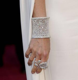 Gwyneth Paltrow, oscary, tom ford, biżuteria