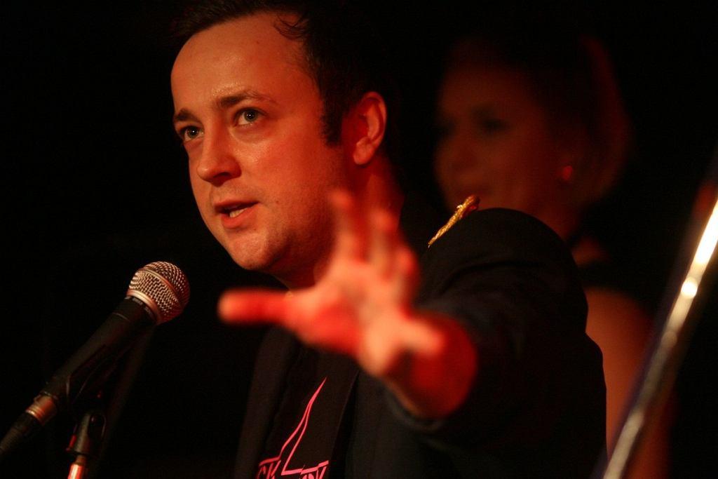 15 stycznia 2012 - Maciej Maleńczuk w Wytwórni