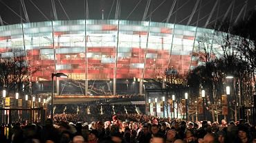 Stadion Narodowy w Warszawie