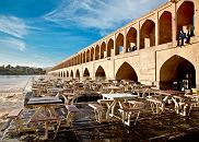 Iran, Isfahan, podróże