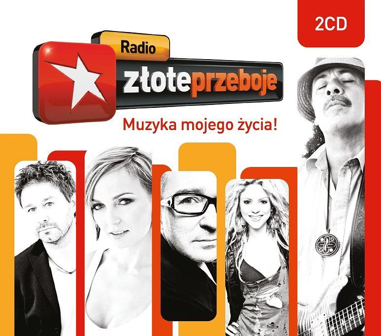 Płyta 'Radio Złote Przeboje, Muzyka Mojego Życia'