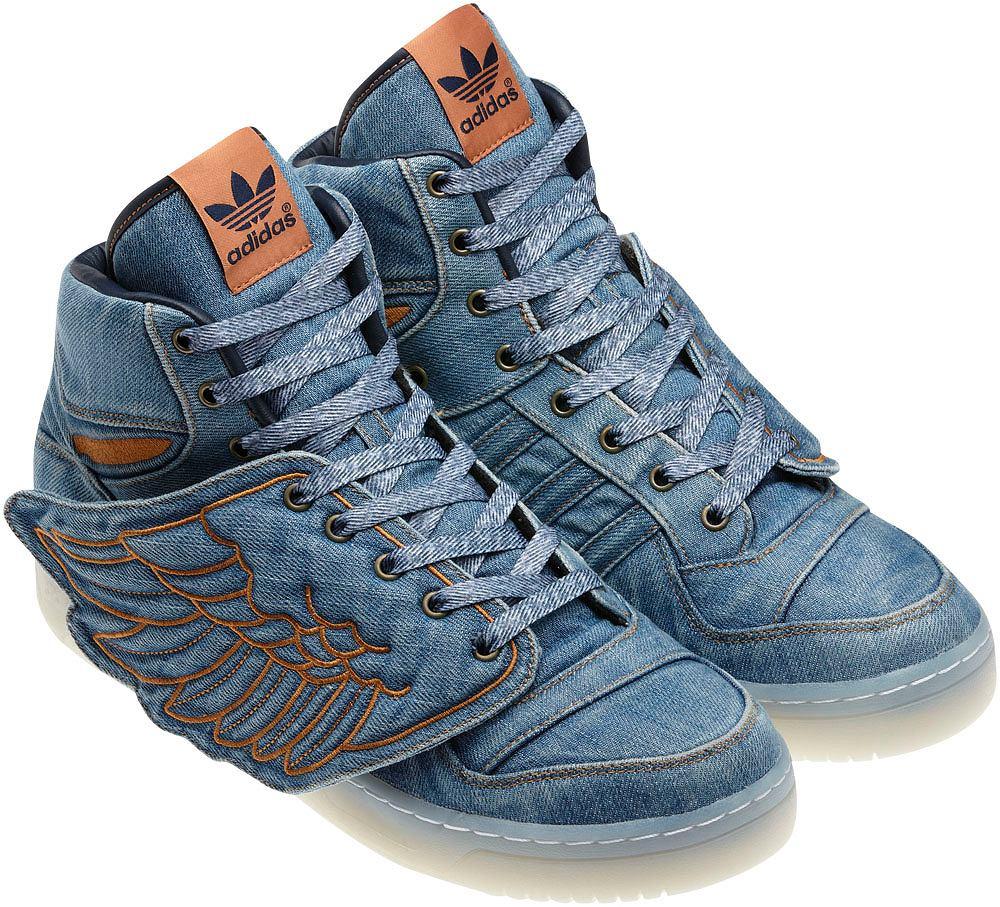 Jeremy Scott dla Adidas Originals