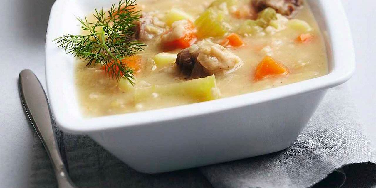 Zupa marcowa