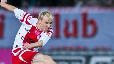 Paweł Sasin, zawodnik ŁKS Łódź