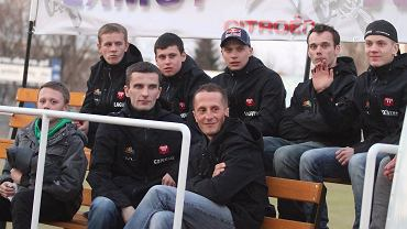 Żużlowcy bydgoskiej Polonii