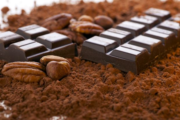 Czas na deser - czekolada.