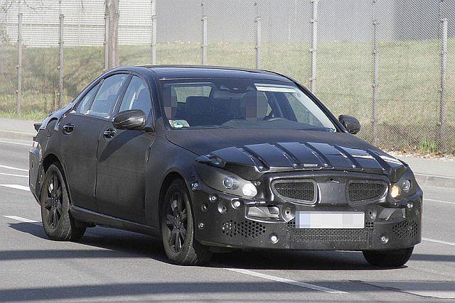 fot. AMS   Mercedes klasy C 2014