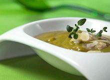 Zupa zielony krem warzywny - ugotuj