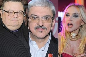 Wojciech Mann, Marek Niedźwiecki, Monika Olejnik.