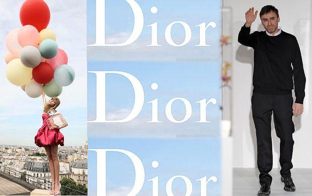 Raf Simons zastąpi Galliano w Dior