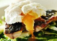 Sałatka z selera z makrelą, jajkiem i pietruszkowym pesto - ugotuj