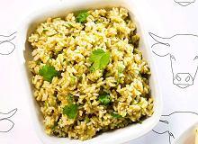 Ryż z papryką i kolendrą - ugotuj